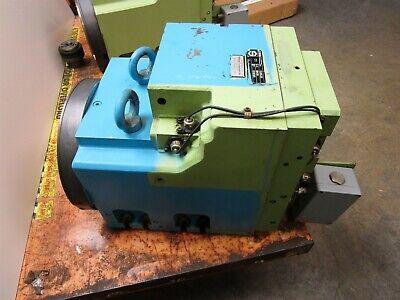 Sauter 0.5.460.220 Id Nr 089308 Com Nr 97.698101 Lathe Tool Turret Type