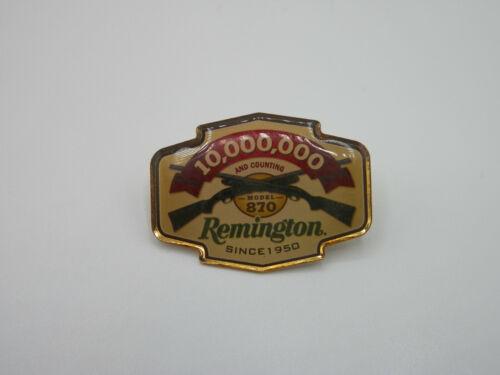 Remington 10,000,000 And Counting Model 870 Pin Free Shipping