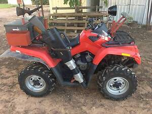 Can-Am 650 V Twin Quad Narromine Narromine Area Preview