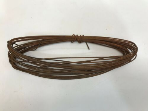Rusty Primitive Tin  Wire 1 bale 36 feet