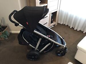 Phil n Ted - Vibe (double pram) Baulkham Hills The Hills District Preview