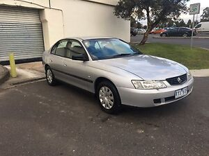 2002 HOLDEN COMMODORE EXECUTIVE REGO & RWC Lilydale Yarra Ranges Preview
