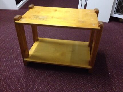Coffee table, magazine holder, planter box, filing bed side, drawer Maryland 2287 Newcastle Area Preview
