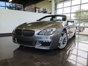 BMW 6 Series Cabriolet XDrive M package AWD