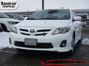 2013 Toyota Corolla S ~ Certified Pre-Owned, Great Price!