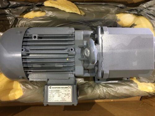 Danfoss Bauer Gear Reduction Motor .5 HP