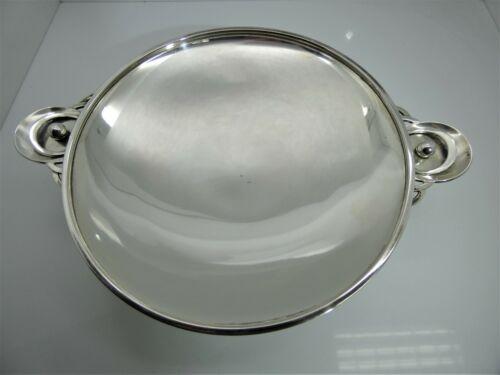 Vintage 1936 Danish Designer Johannes Siggaard Silver Bowl