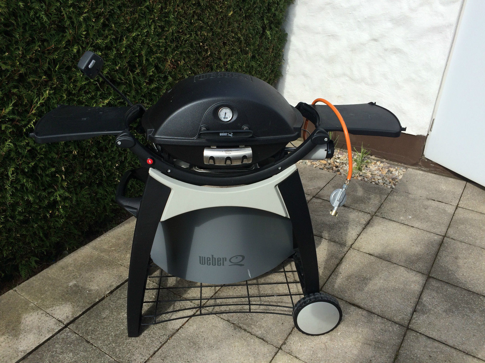 How to clean a weber gas grill ebay Weber exterior grill cleaner