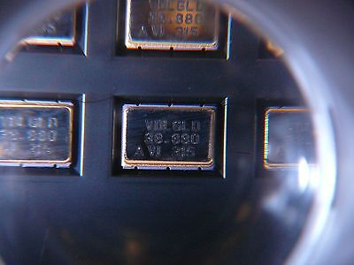 Vectron Vcxo Crystal Oscillator 1-ch 38.8800mhz Llcc 6-pin -4085c New 2pkg