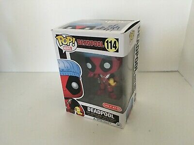 Funko POP Marvel Deadpool 114 Rubber Duck Target