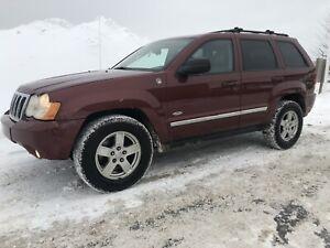 Jeep grand cherokee 2008 diesel