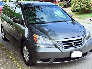 2010 HONDA ODYSSEY LOCAL NO ACCIDENTS ONLY 141,900 VERY CLEAN