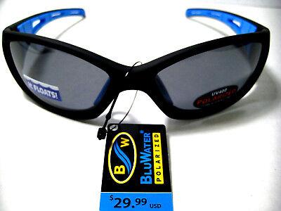 ecaf595d18 Bluwater ® Buoyant Polarized Fishing Floating Boating Sports Glasses  Sunglasses
