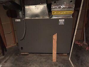Lennox oil furnace - high efficiency