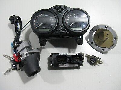 Schloss-Satz CDI Zündbox Tacho Cockpit Zündschloss Ducati Monster 1000 M4, 03-05, gebraucht gebraucht kaufen  Fuldatal