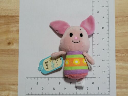 2016 Hallmark Itty Bittys Disney Winnie The Pooh Easter Piglet Plush NWT