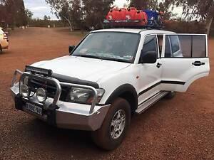 2000 Mitsubishi Pajero WA REGO - PERFECT CONDITION Brisbane City Brisbane North West Preview