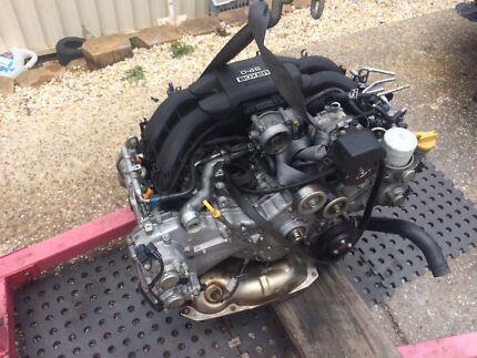 2012 BRZ/GT86 FA20 MOTOR CHEAP.
