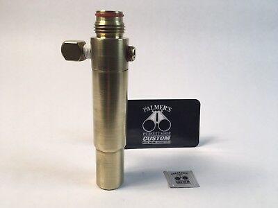 Palmer Stabilizer Regulator (New Palmer's Pursuit Shop PPS Brass Stabilizer HPR Regulator for Autococker Co2 )