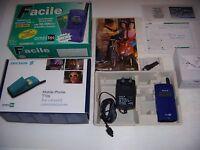 Ericsson T10s Juicy Blue 1999 Originale Pari Al Nuovo Unico + Accessori Scatola - ericsson - ebay.it