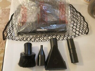 - AUTHENTIC ORECK XL Portable Handheld Compact Canister Vacuum Attachment Tool Lot