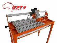Electric Wet Dry Concrete Brick Tile Saw Tile Cutter machine-deal Westmeadows Hume Area Preview
