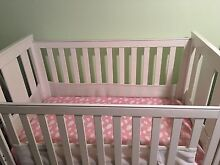 Cot and mattress South Penrith Penrith Area Preview