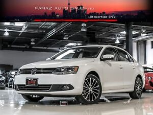 2014 Volkswagen Jetta TDI|NAVI|REAR CAM|PUSH START|ROOF|LEATHER|