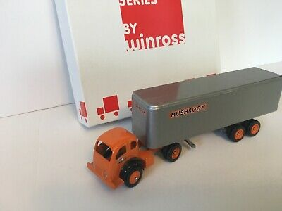 Mushroom Trucking Company '99 Winross 1/64th Scale Nostalgia Series Model