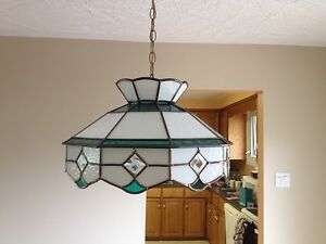 REDUCED - Tiffany Ceiling Light