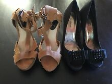 Ladies platform shoes Brassall Ipswich City Preview