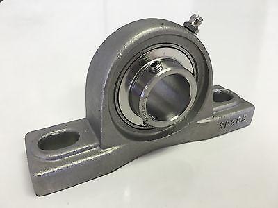 Sucsp208-40mm Stainless Steel Pillow Block Bearing 40mm Shaft Mro