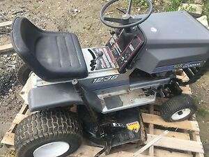 """12hp 38"""" Noma lawn tractor"""