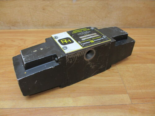 Parker Hannifin 10101C1AYC Hydraulic Directional Valve 115VAC