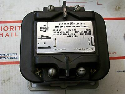 Ge Type Jva-0 Potential Transformer Primary Volts 480 41 760x34g6
