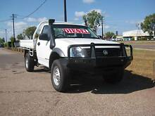 2006 Holden Rodeo Turbo Diesel 4x4 Holtze Litchfield Area Preview