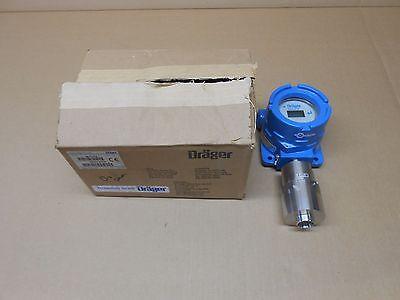 1 Nib Drager 4543405 Gas Detector Head Polytron Tx No Sensor