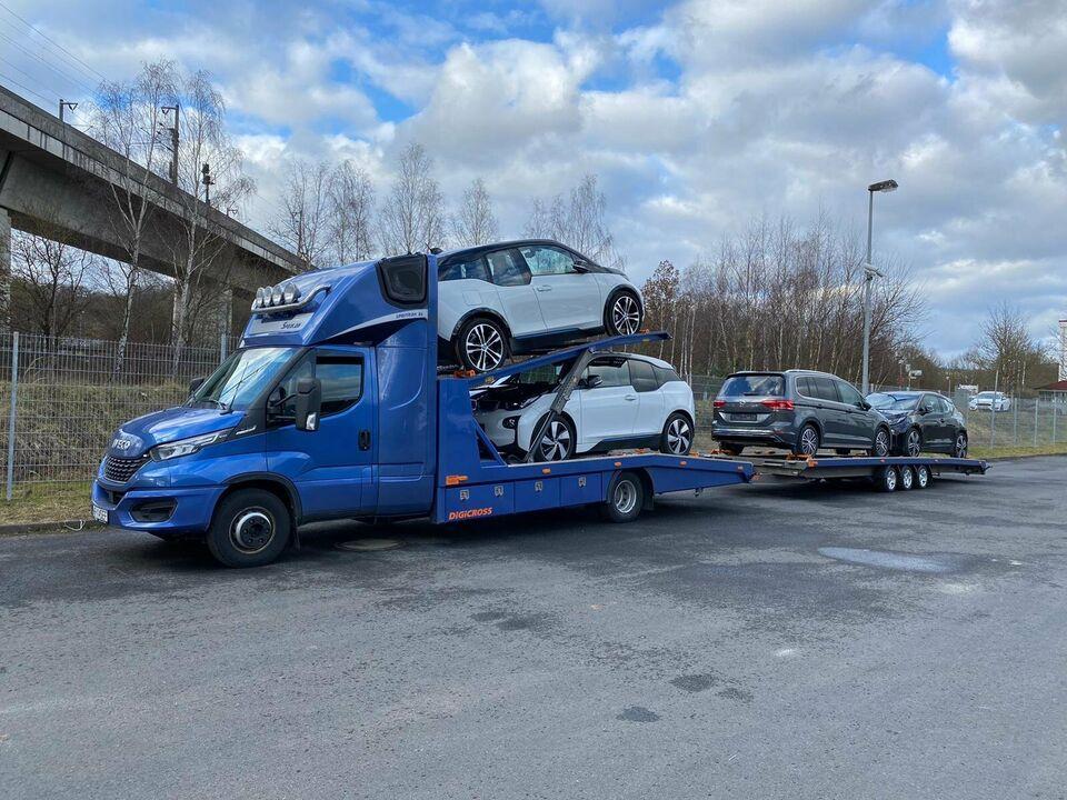 Autotransport, US Autos,Oldtimer,Fahrzeugtransport, Überführung in München