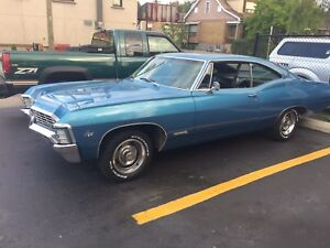 1967 Impala SS for sale $12,000 firm, NO TRADES