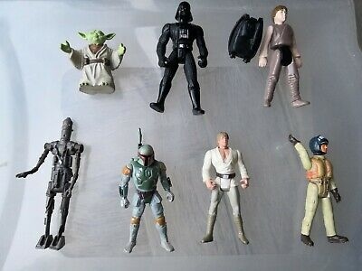 Vintage Star Wars Figures 90's