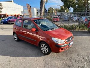"""2008 Hyundai Getz Hatchback """"FREE 1 YEAR WARRANTY"""" Welshpool Canning Area Preview"""