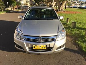 2008 Holden Astra Hatchback Rushcutters Bay Inner Sydney Preview