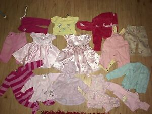 3-6 month, size 00 girls bundle Woodville South Charles Sturt Area Preview