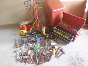 Workshop toolshed tools in bulk Dayboro Pine Rivers Area Preview