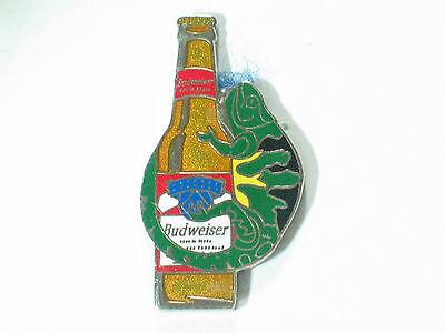 Vintage Budweiser  Chameleon Beer Pin ,  **(**)