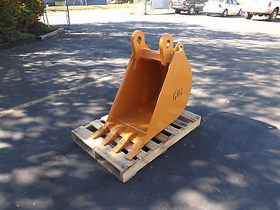New 18 Backhoe Bucket For A Case 580n W Coupler Pins