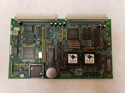 Melco Embroidery Machine Emt 104 Pcb Cpu Assembly 010872-04