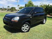 >> FAST EASY FINANCE << 2008 HYUNDAI TUCSON CITY SX WAGON Mount Louisa Townsville City Preview