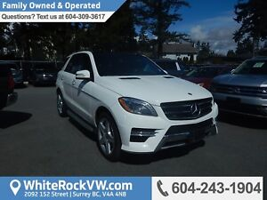 2015 Mercedes-Benz M-Class Memory Seat, Radio Data System, Le...