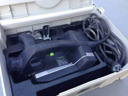 FESTOOL (EHL 65 E) 720W One Handed Electric Planer Brunswick East Moreland Area Preview